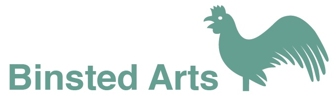Binsted Arts banner